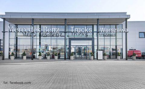 Mercedes-Benz Trucks: serwis wagi ciężkiej