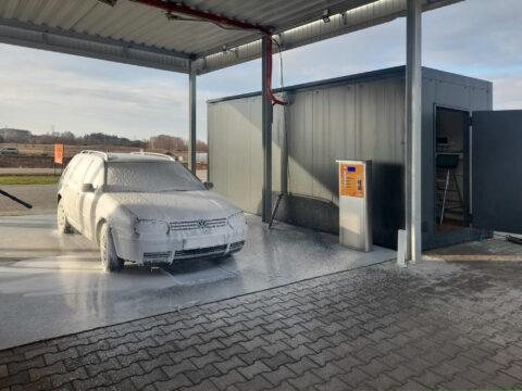 [Cleanart] Pierwsza w Polsce myjnia z funkcją pauzy!