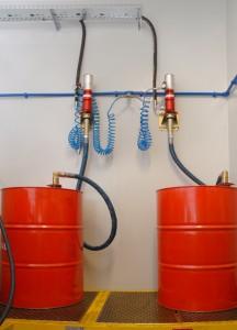 Ścisła kontrola nad produktami olejowymi